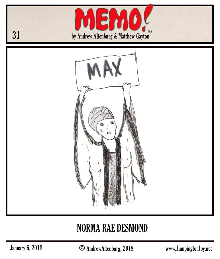 MEMO 31