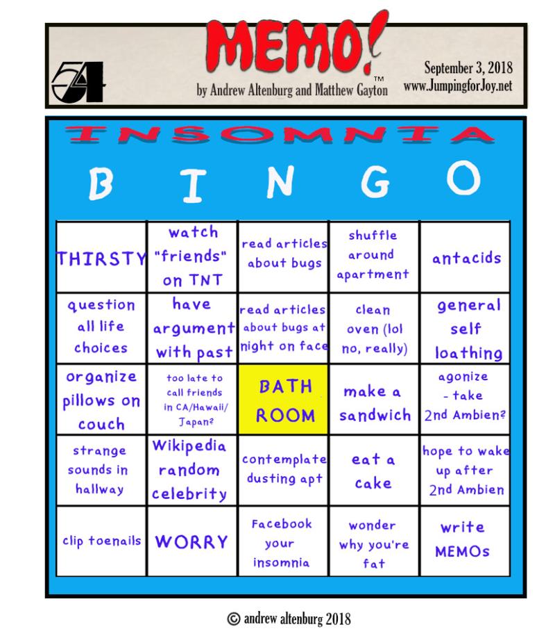 MEMO 54
