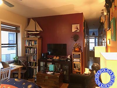 Journal living room