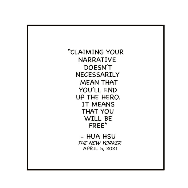 Claiming Narrative